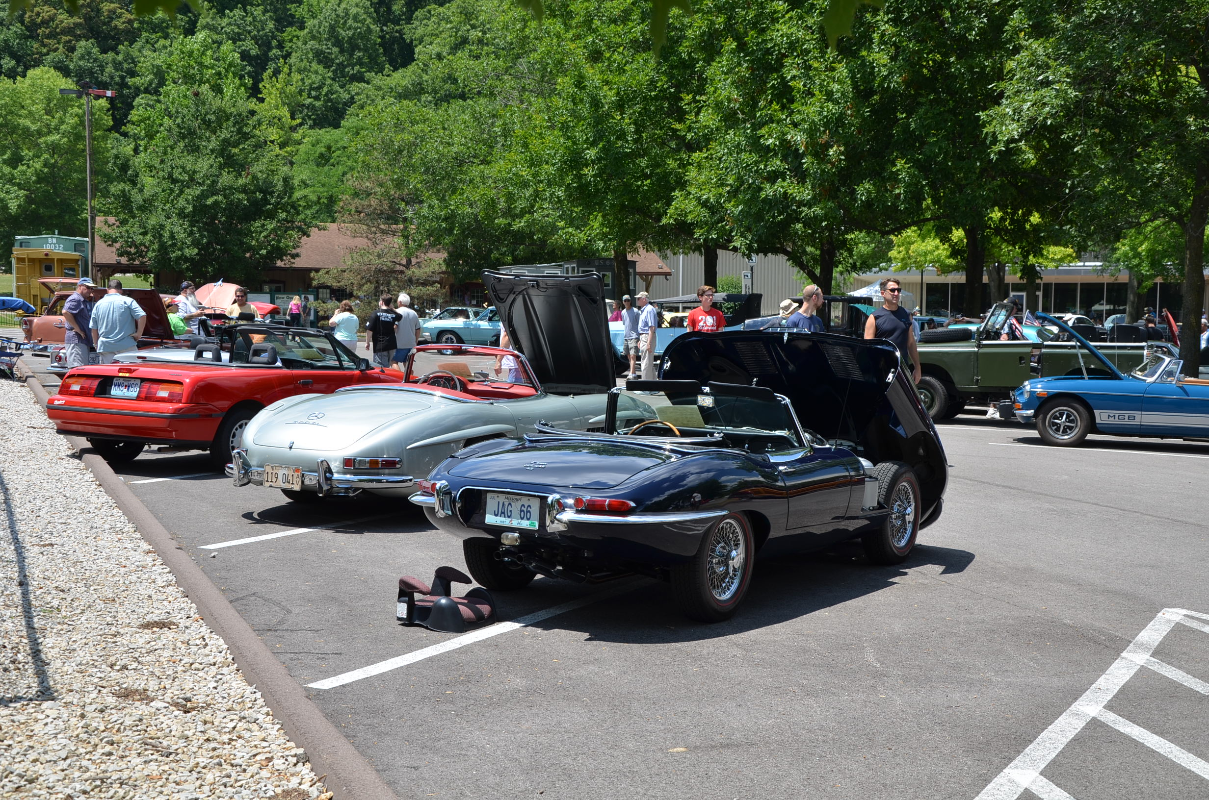 2016 Father S Day Concours Horseless Carriage Club