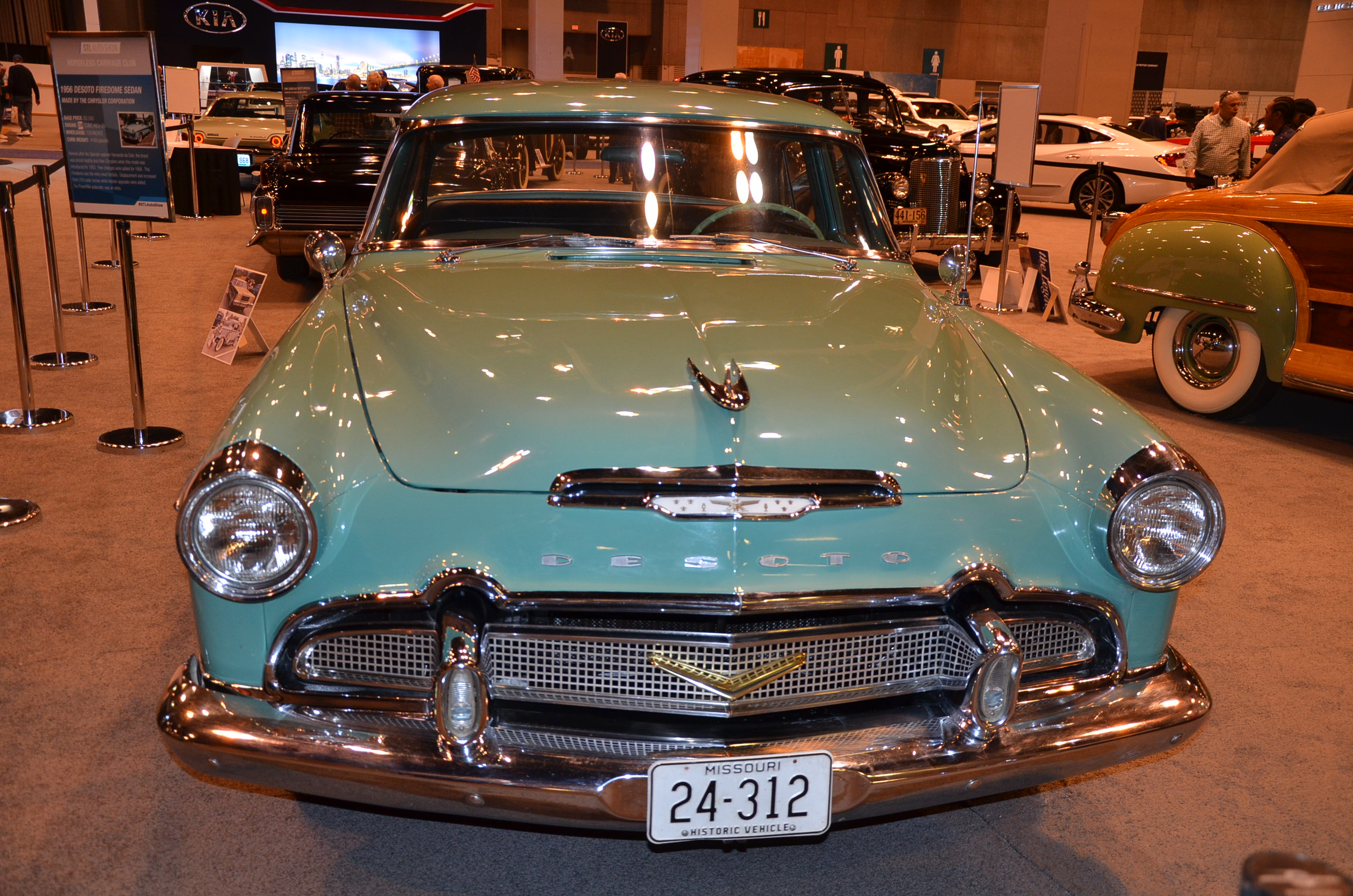 St Louis Auto Show 2018 Horseless Carriage Club